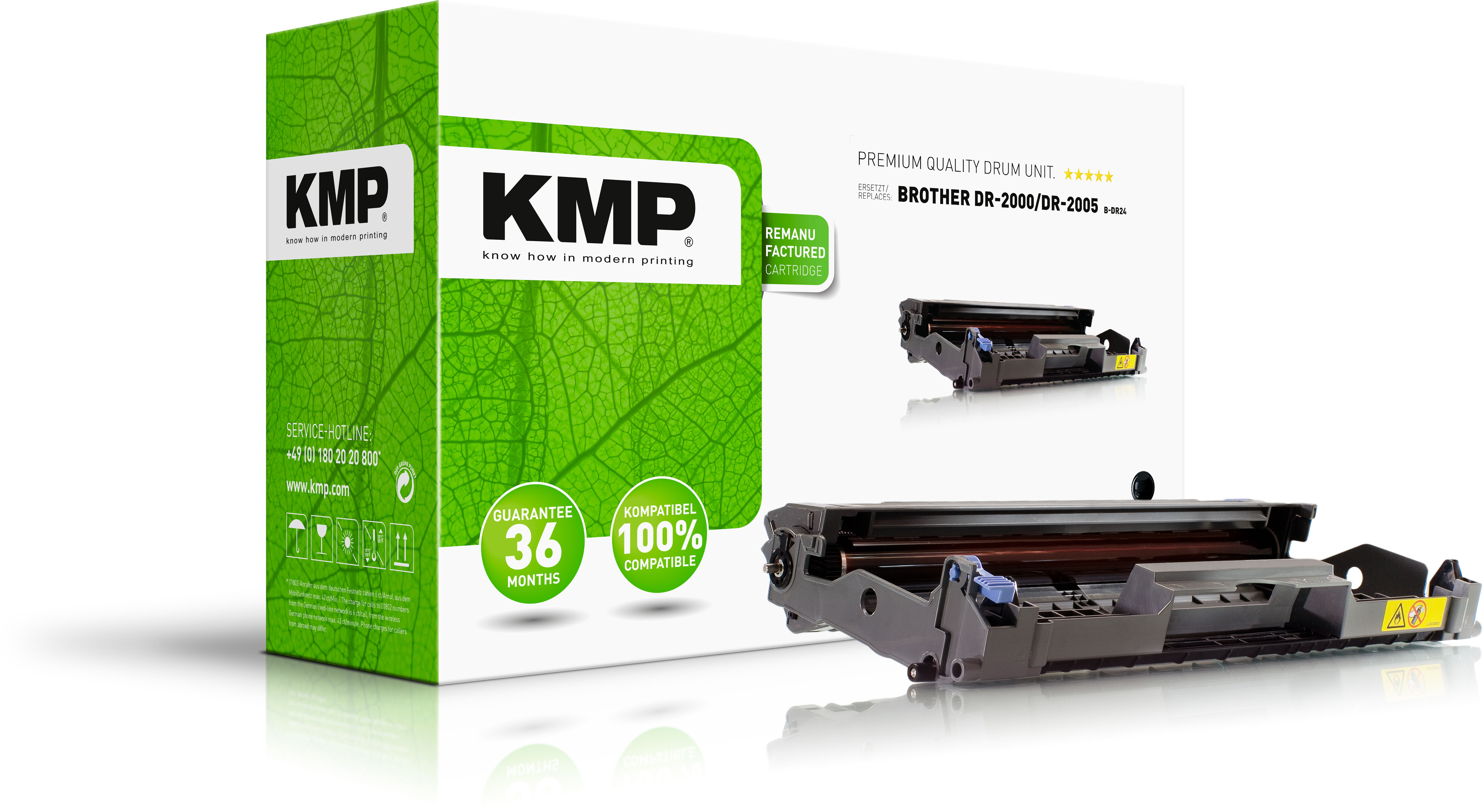 KMP Fotoleitertrommel (1159,7001, B-DR24)