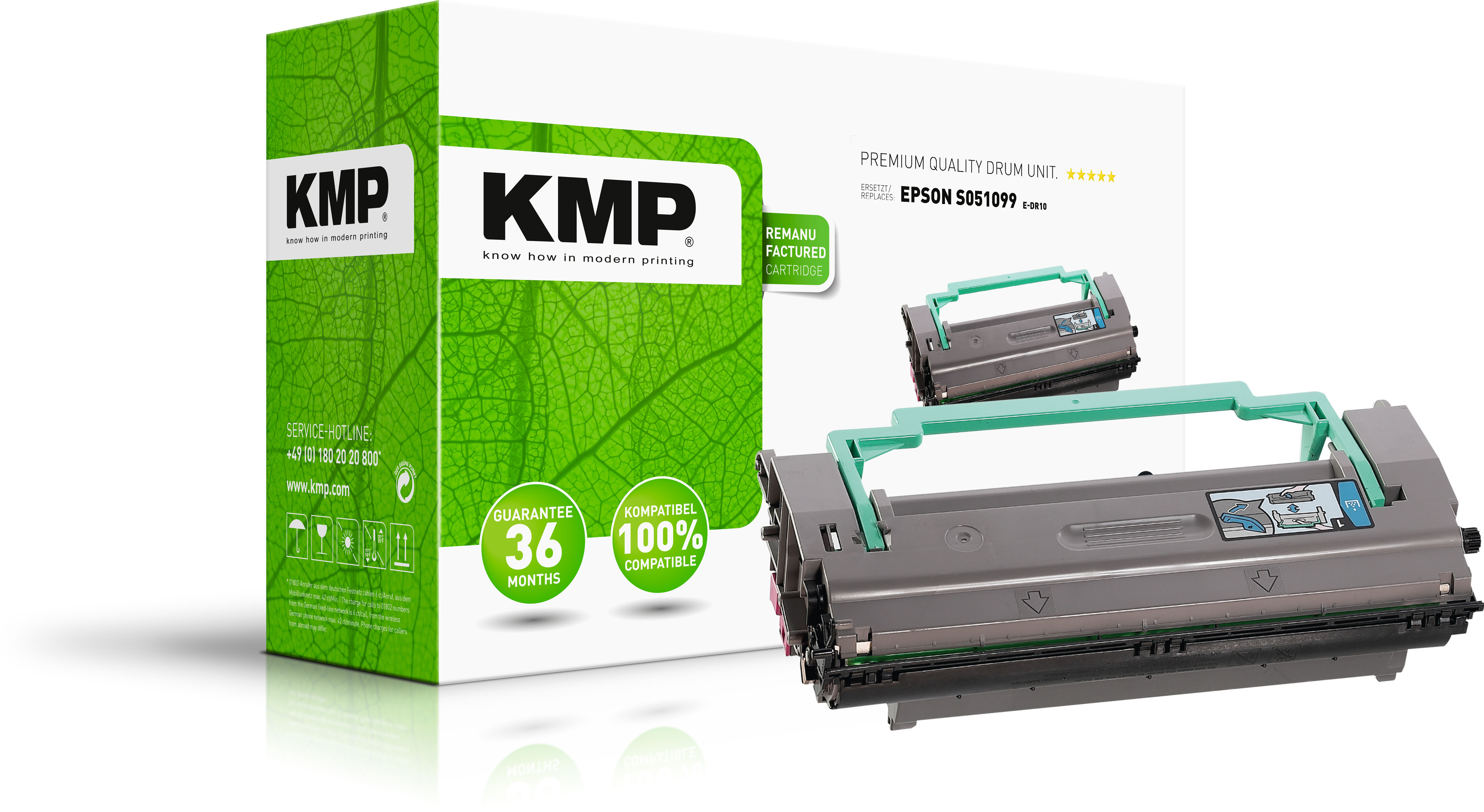 KMP Fotoleitertrommel (1185,7000, E-DR10)