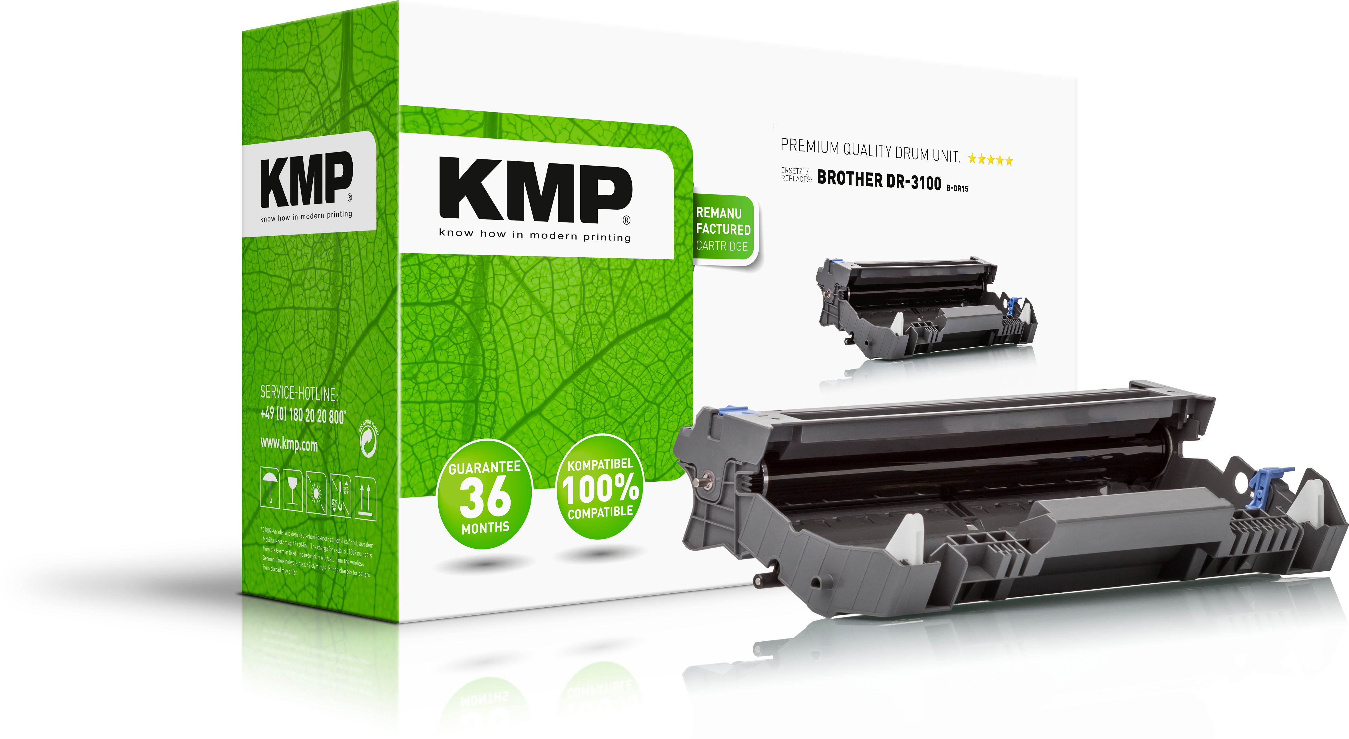 KMP Fotoleitertrommel (1251,7000, B-DR15)