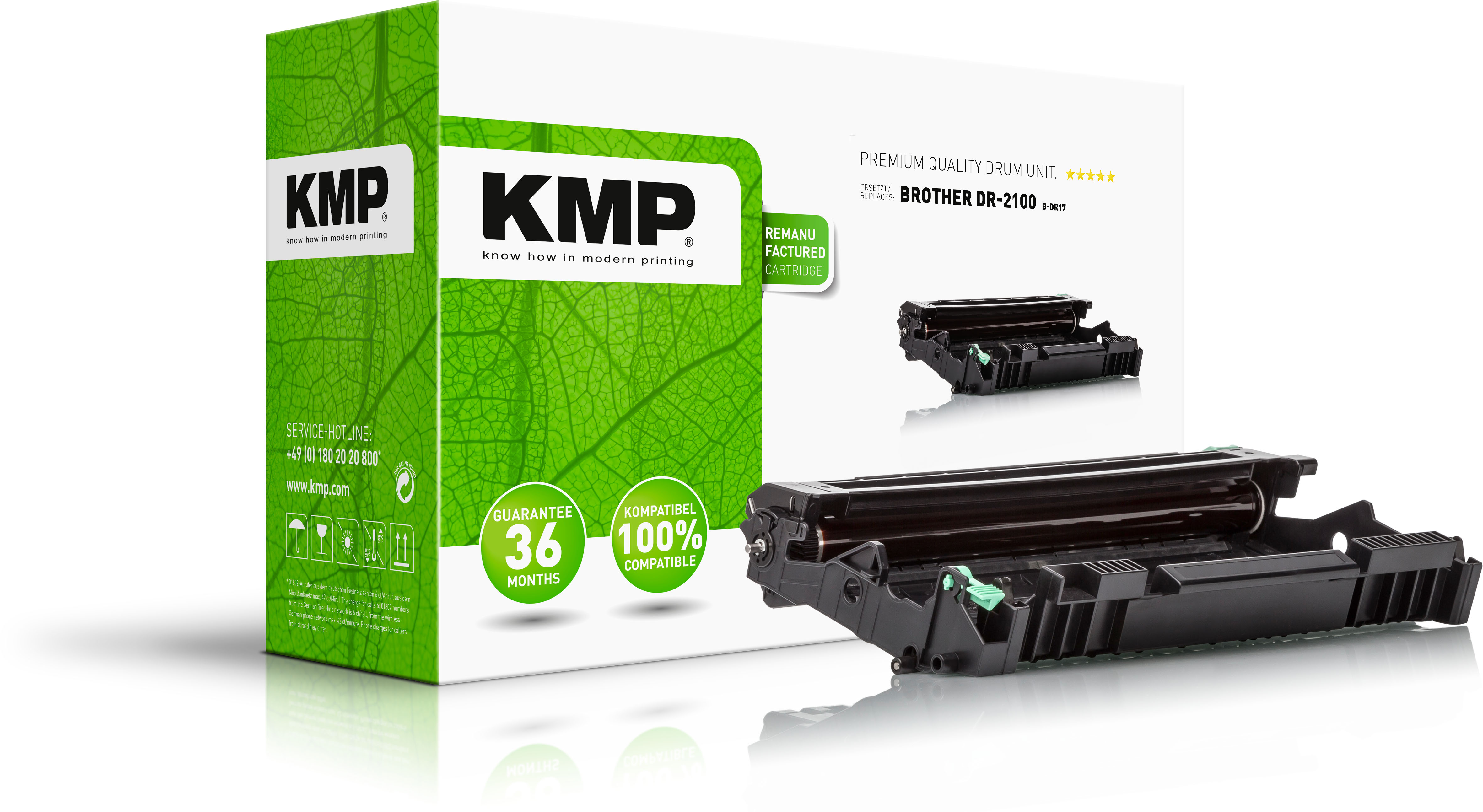 KMP Fotoleitertrommel (1253,7000, B-DR17)