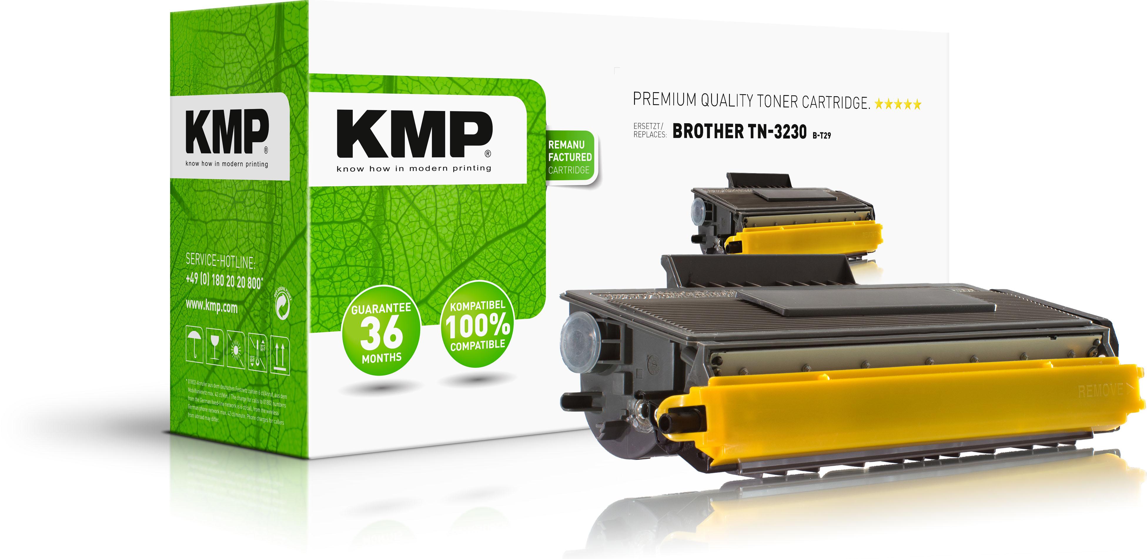 KMP Toner-Kit schwarz (1255,0000, B-T29)