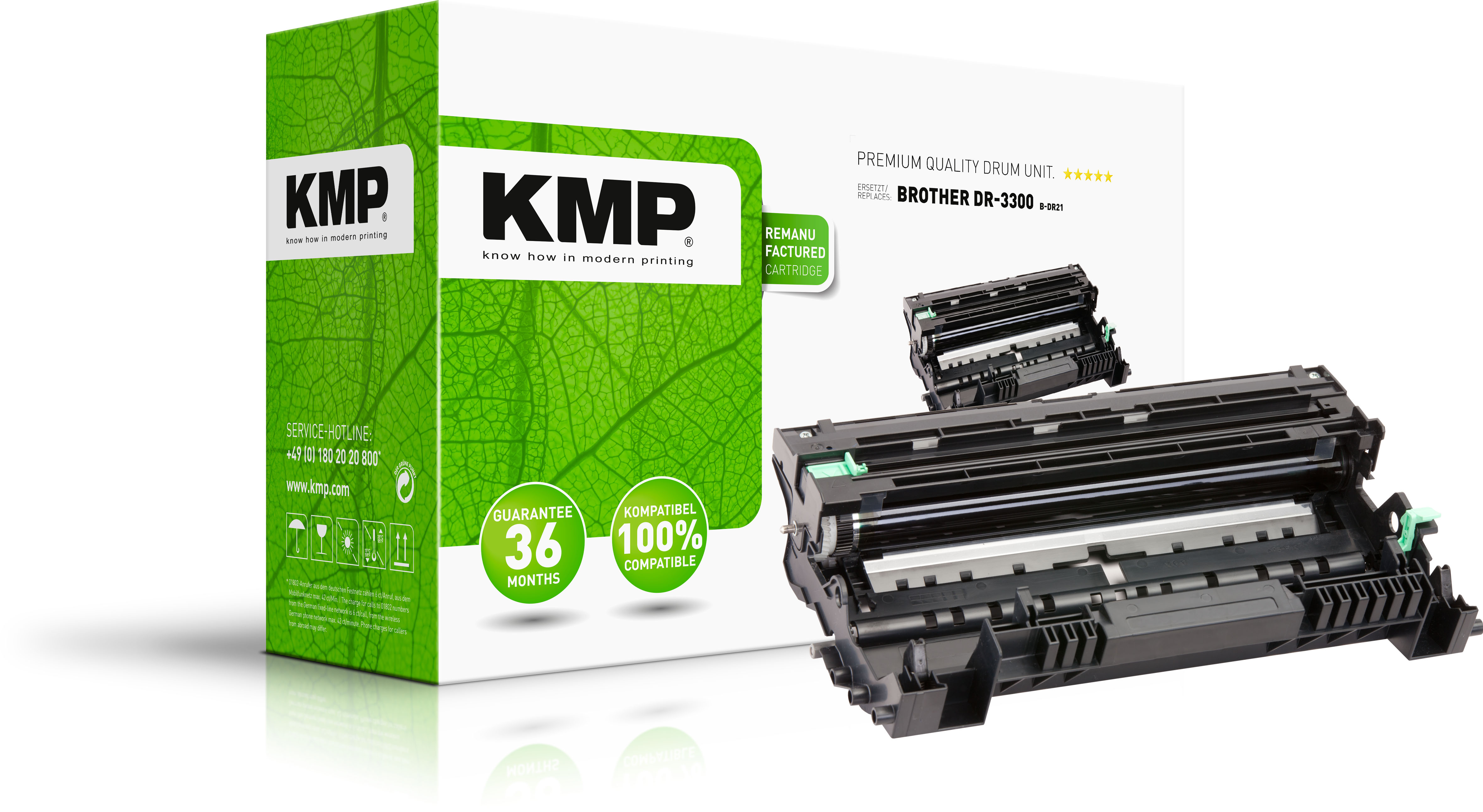 KMP Fotoleitertrommel (1258,7000, B-DR21)