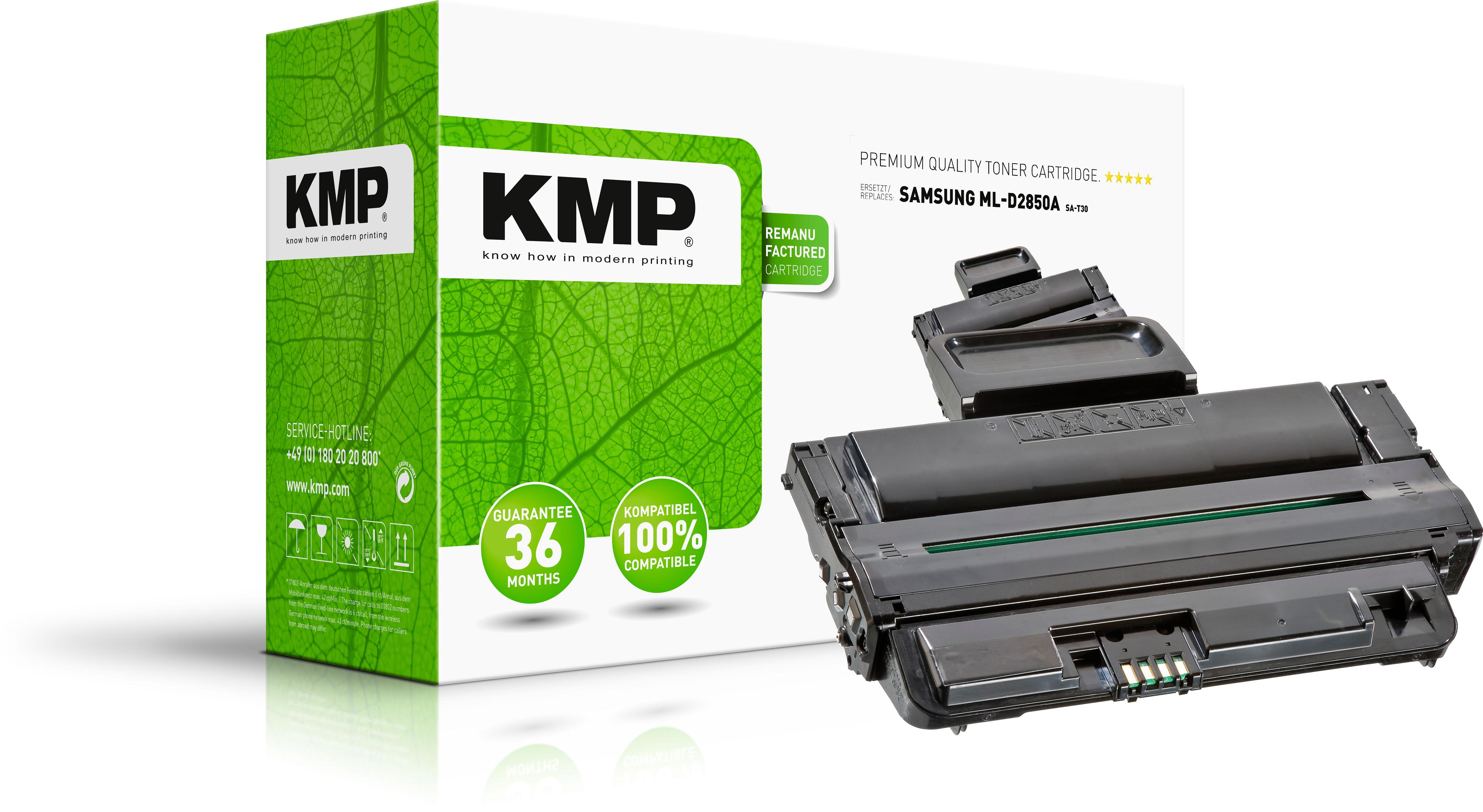 KMP Toner-Kartusche schwarz (1361,0000, SA-T30)