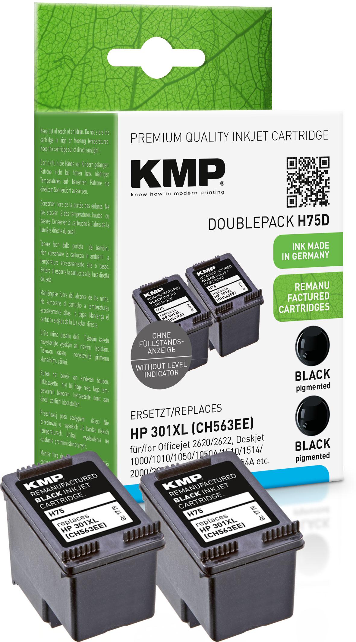 Tintenpatrone ersetzt HP 301XL (CH563EE)