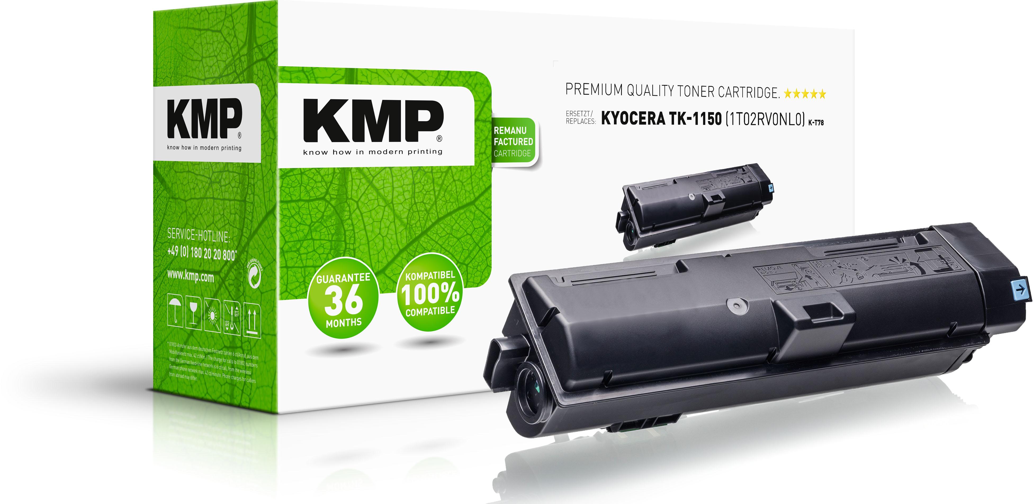 Tonerkartusche ersetzt Kyocera TK1150 (1T02RV0NL0)