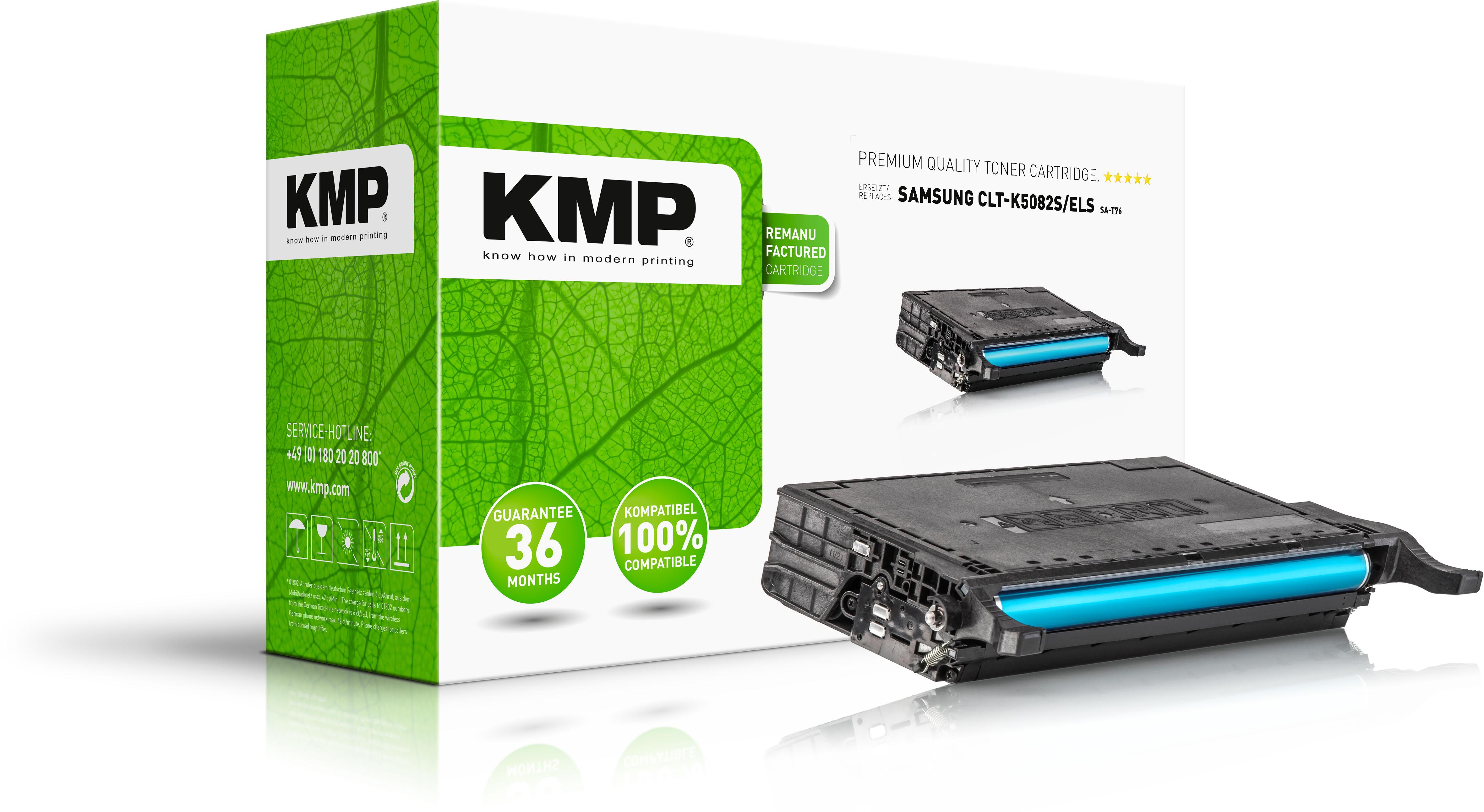 KMP Toner-Kit cyan (3507,0000, SA-T76)