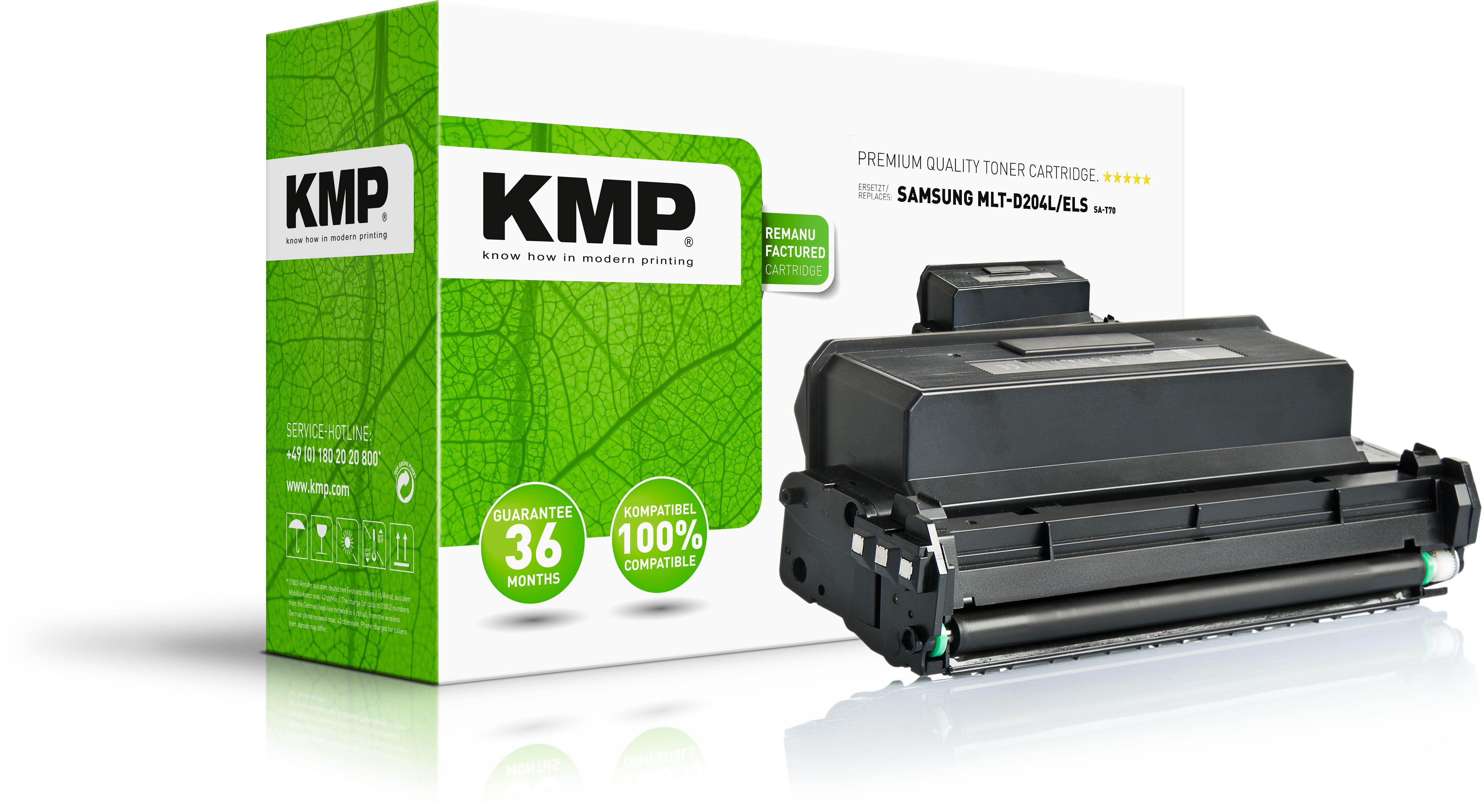 KMP Toner-Kit schwarz (3516,3000, SA-T70)
