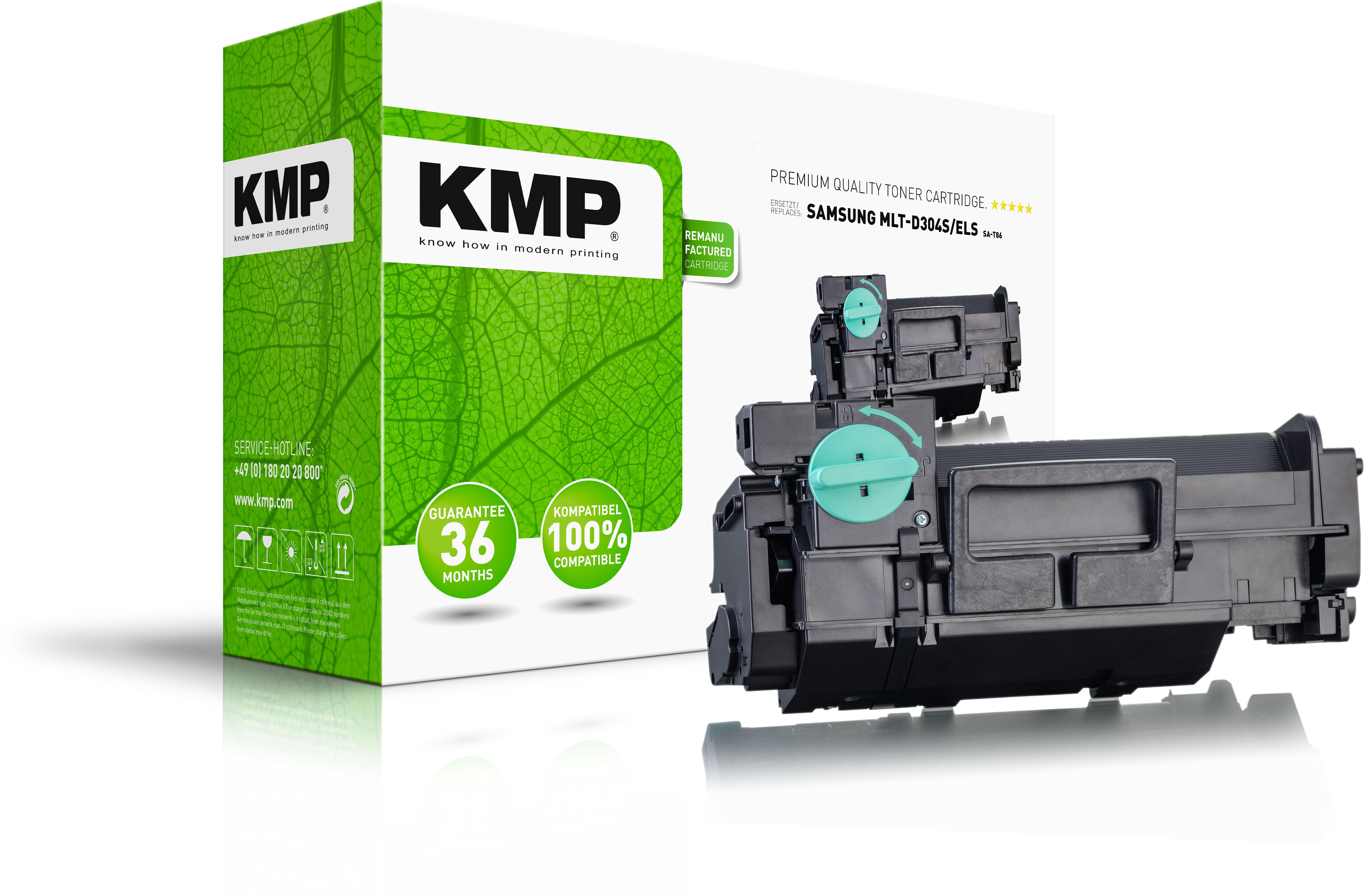 KMP Toner-Kartusche schwarz (3526,0000, SA-T86)